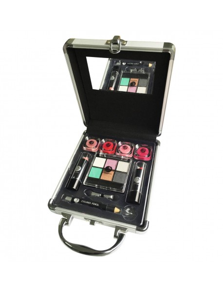 2K Beauty Basic Train Case
