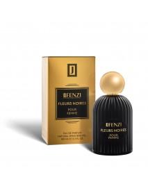 Fleurs Noires Pour Femme 100 ml EDP J Fenzi