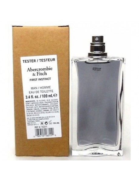 Abercrombie & Fitch First Instinct 100ml EDT TESTER