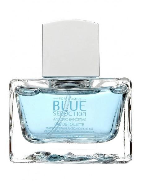 Antonio Banderas Blue Seduction For Woman 100ml EDT TESTER