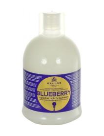 Kallos Blueberry šampón na vlasy 1L