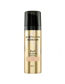 Max Factor Ageless Elixir Make-up a sérum 2v1, 55 Beige