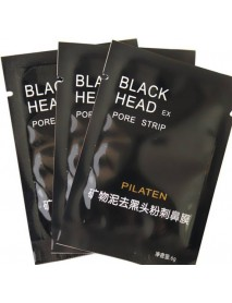 Pilaten Black Head pleťová maska 6g