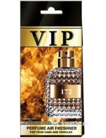 VIP Parfumový osviežovač do auta 13 g No. 172