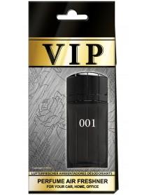 VIP Parfumový osviežovač do auta 13 g No. 001