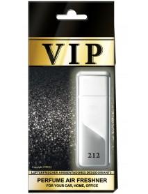 VIP Parfumový osviežovač do auta 13 g No. 212