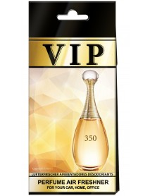 VIP Parfumový osviežovač do auta 13 g No. 350