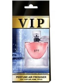 VIP Parfumový osviežovač do auta 13 g No. 377