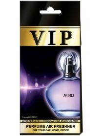 VIP Parfumový osviežovač do auta 13 g No. 503