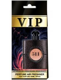 VIP Parfumový osviežovač do auta 13 g No. 511