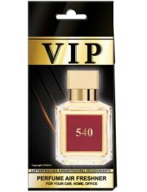VIP Parfumový osviežovač do auta 13 g No. 540