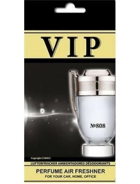 VIP Parfumový osviežovač do auta 13 g No. 808
