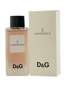 Dolce & Gabbana Anthology D&G L´Imperatrice 3 100ml EDT TESTER