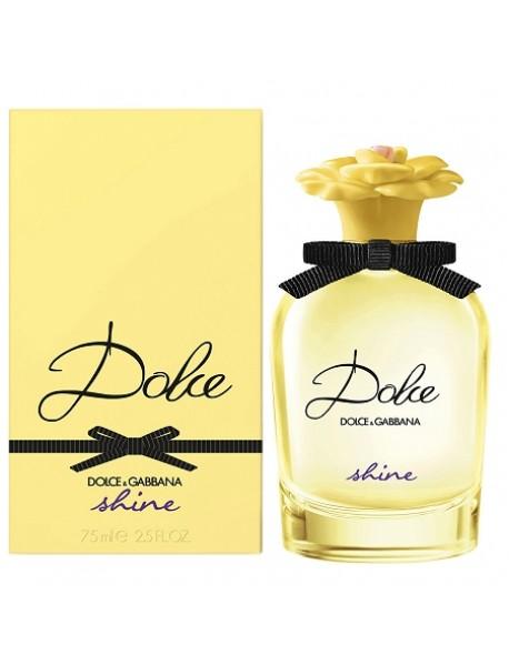 Dolce & Gabbana Dolce Shine dámska parfumovaná voda 75 ml TESTER
