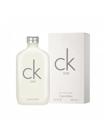 Calvin Klein CK ONE UNISEX toaletná voda 200 ml