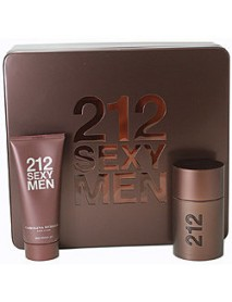 Carolina Herrera 212 SEXY MEN SET3