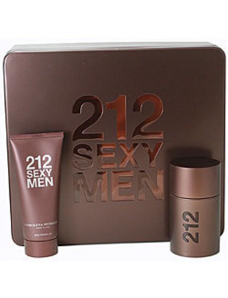 Carolina Herrera 212 SEXY MEN SET3