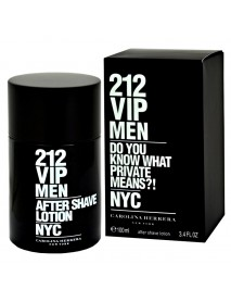 Carolina Herrera 212  Men VIP 100ml Voda po Holení