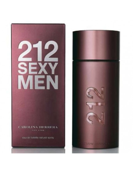 Carolina Herrera 212 SEXY MEN 100ml EDT TESTER