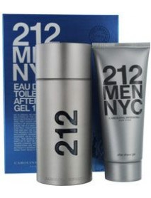 Carolina Herrera 212 Men NYC SET4