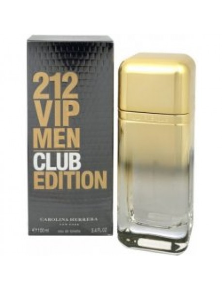 Carolina Herrera 212 VIP Club Edition 100ml EDT