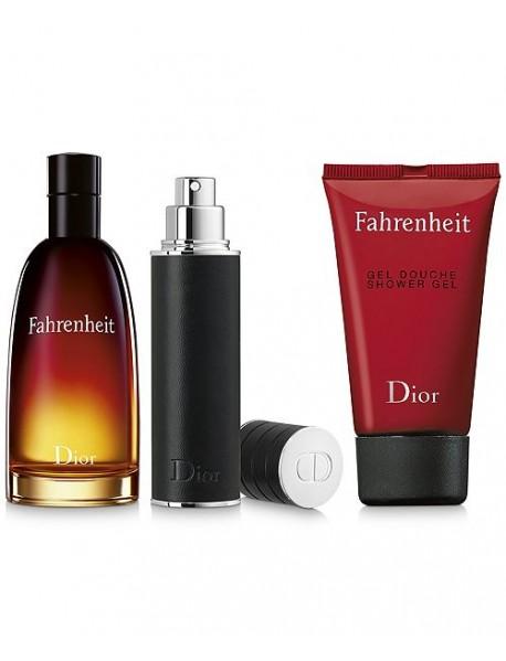 Christian Dior Fahrenheit SET