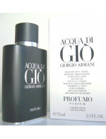 Giorgio Armani Acqua di Gio Profumo pánska parfumovaná voda 75 ml TESTER