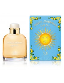 Dolce & Gabbana Light Blue Sun pánska toaletná voda 125 ml