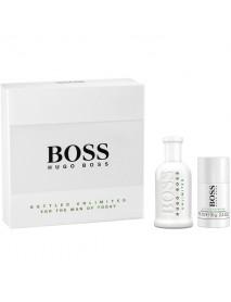 Hugo Boss No.6 Bottled Unlimited SET