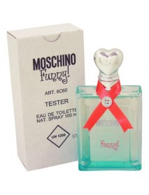 Moschino Funny! 100ml EDT TESTER