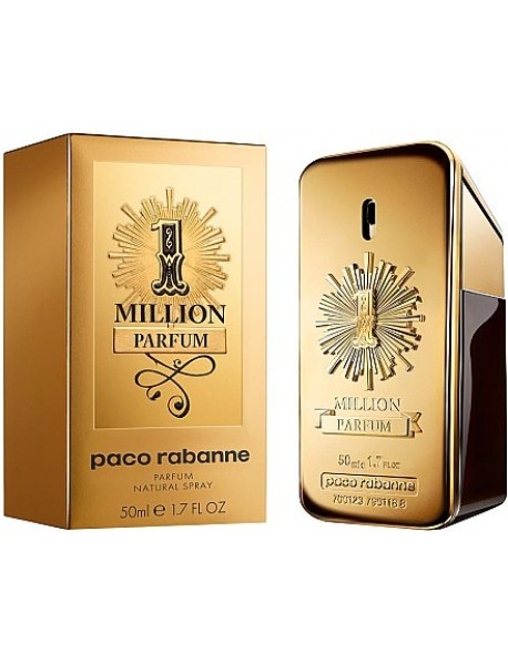 Paco Rabanne 1 Million Parfum pánsky parfumovaný extrakt  200 ml