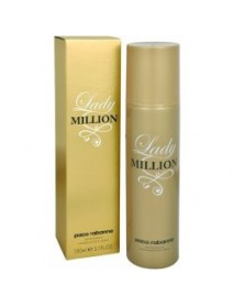 Paco Rabanne Lady Million 150 ml DEOSPRAY