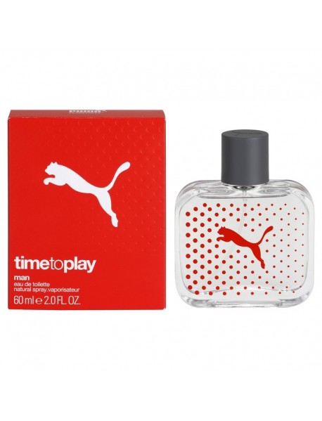 Puma Time To Play for Man pánska toaletná voda 60 ml