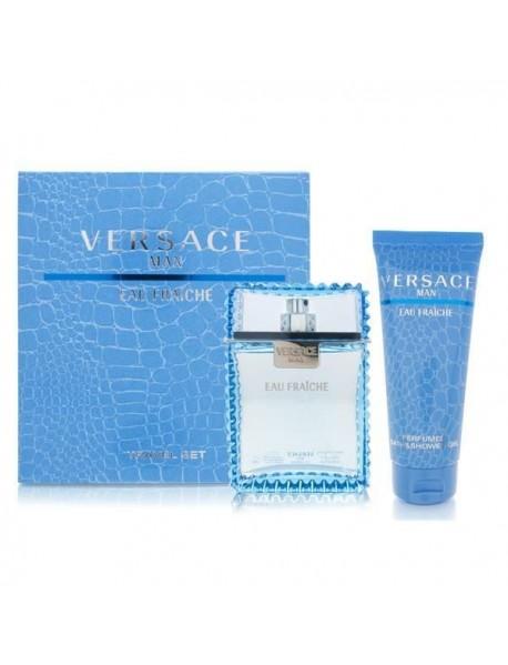 Versace Man Eau Fraiche SET9