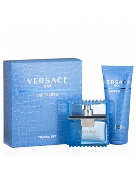 Versace Man Eau Fraiche SET8