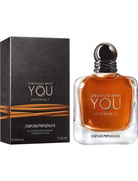 Giorgio Armani Emporio Stronger with You Intensely parfémovaná voda 50 ml