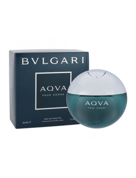 Bvlgari Aqva Pour Homme pánska toaletná voda 50 ml