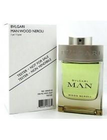 Bvlgari Man Wood Neroli pánska parfumovaná voda 100 ml TESTER