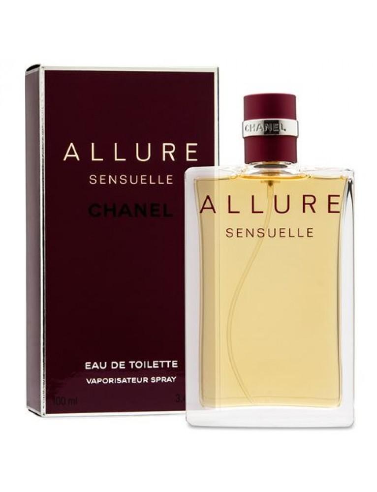 4e38f0e17 Chanel Allure Sensuelle dámska toaletná voda 100 ml