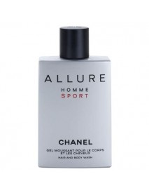 Chanel Allure Homme Sport 200ml Sprchový gél