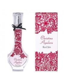 Christina Aguilera Red Sin dámska parfumovaná voda 30 ml