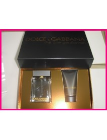 Dolce & Gabbana The One Gentleman SET1