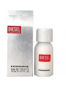 Diesel PLUS PLUS Feminine dámska toaletná voda 75 ml