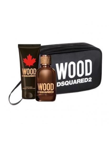 Dsquared2 Wood Pour Homme SET
