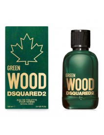 Dsquared2 Green Wood pánska toaletná voda 100 ml TESTER