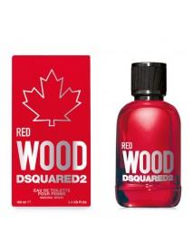 Dsquared2 Red Wood  Pour Femme dámska toaletná voda  100 ml TESTER