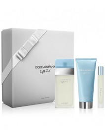 Dolce & Gabbana Light Blue W SET4