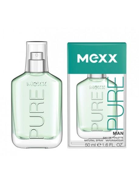 Mexx Pure Man pánska toaletná voda 50 ml
