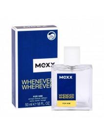 Mexx Whenever Wherever pánska toaletná voda 50 ml
