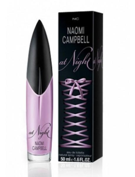 Naomi Campbell At Night dámska toaletná voda 30 ml